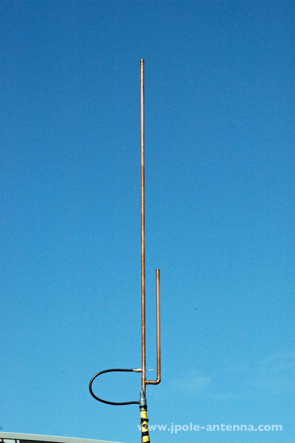 MURS Public Safety Marine J-Pole Antenna