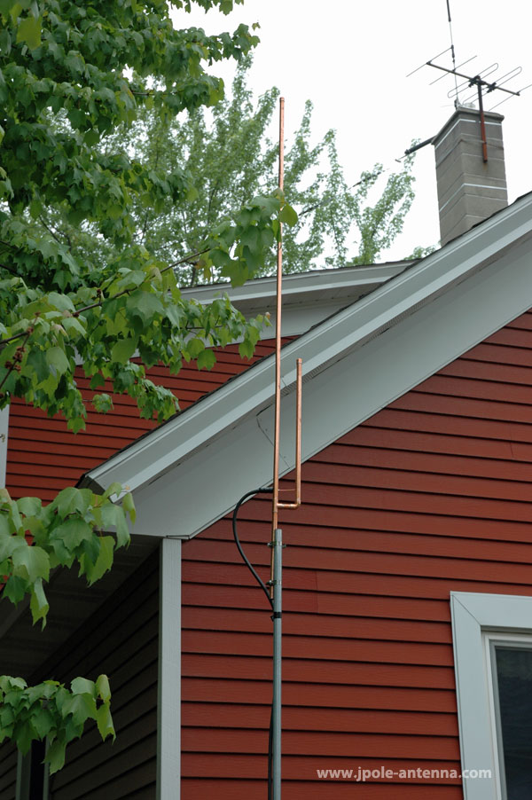 Build A Simple VHFUHF Scanner Antenna - A Police Scanner