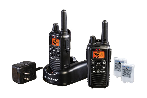 Why do people use handheld cb radios when these small hunting radios can reach 30 + miles?