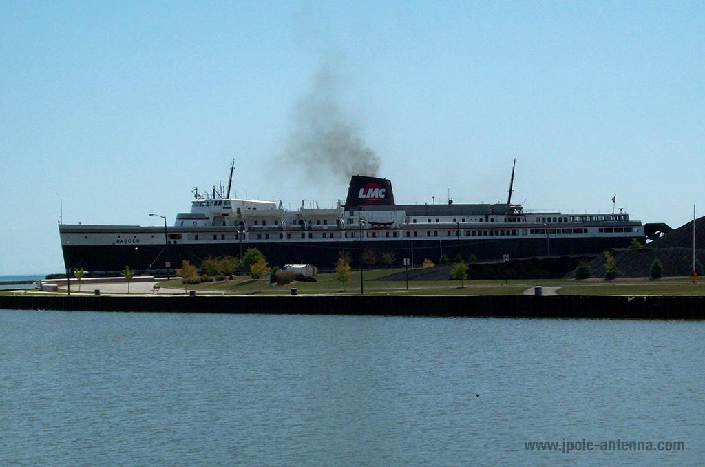 SS-Badger-Steamship
