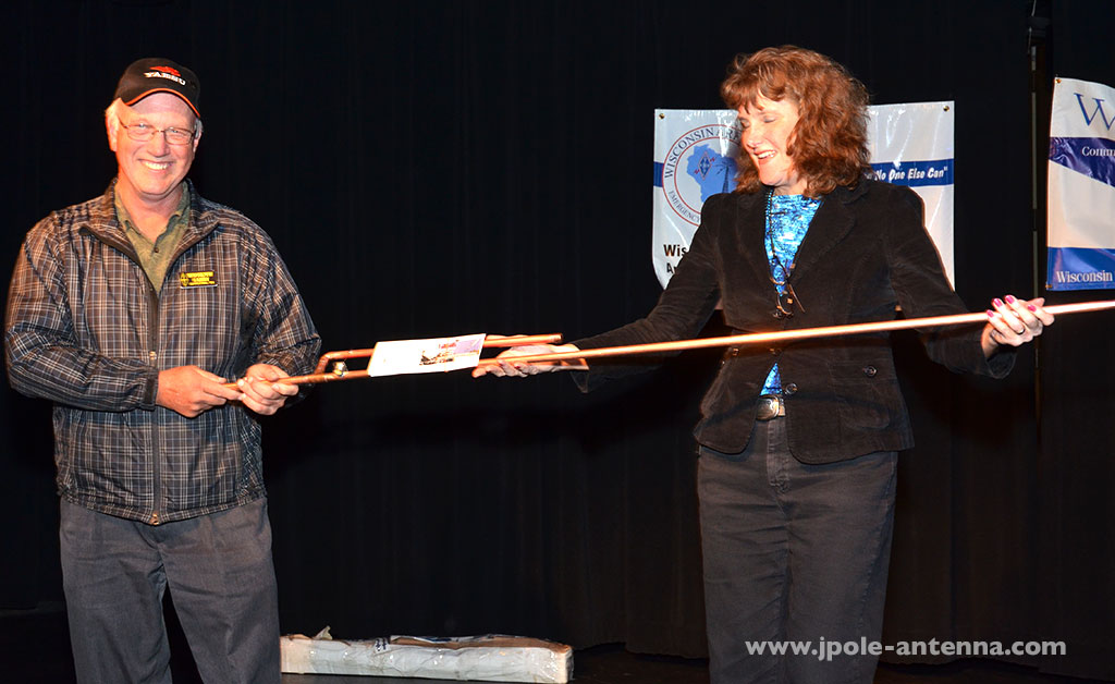 2013-ARES-state-conference-j-pole-winner-wb9kmw