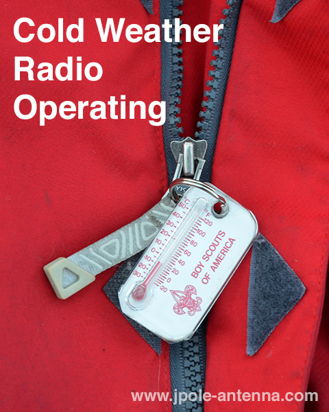 Cold Weather Radio Operating