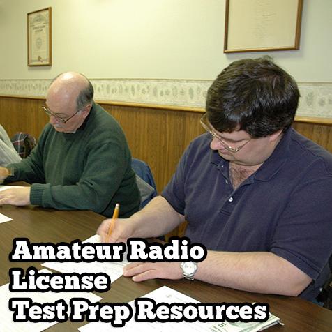 Amateur Radio License Test Prep Study Resources