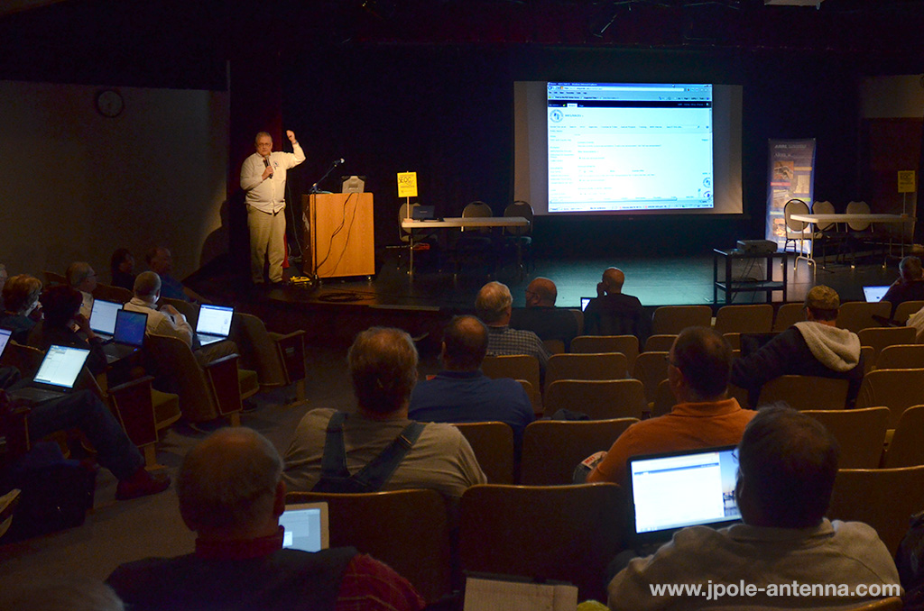 2014-ARES-conference-Skip-Sharpe-Esponder-Training