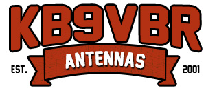 KB9VBR J-Pole Antennas