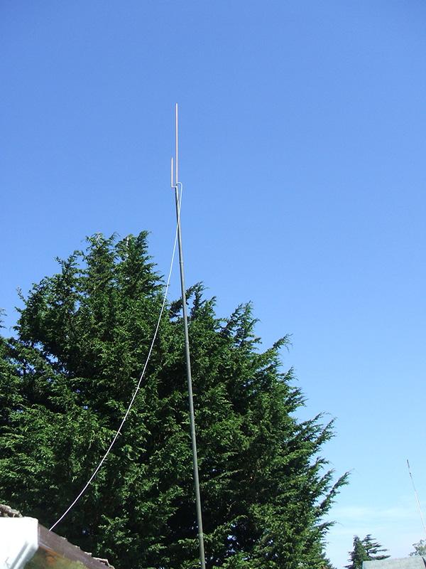 Stealth antennas: Hiding your VHF antenna from curious eyes | KB9VBR
