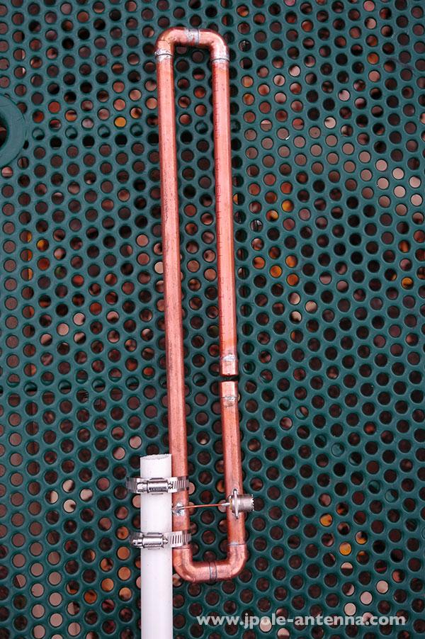 UHF 440-470 MHz Slim Jim Antenna