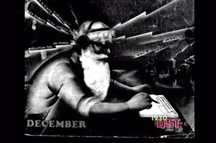 Hams Night Before Christmas