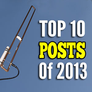 Top 10 KB9VBR Antenna Blog Posts for 2013