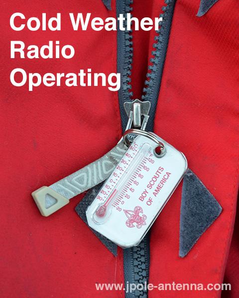 Cold Weather Radio Operating