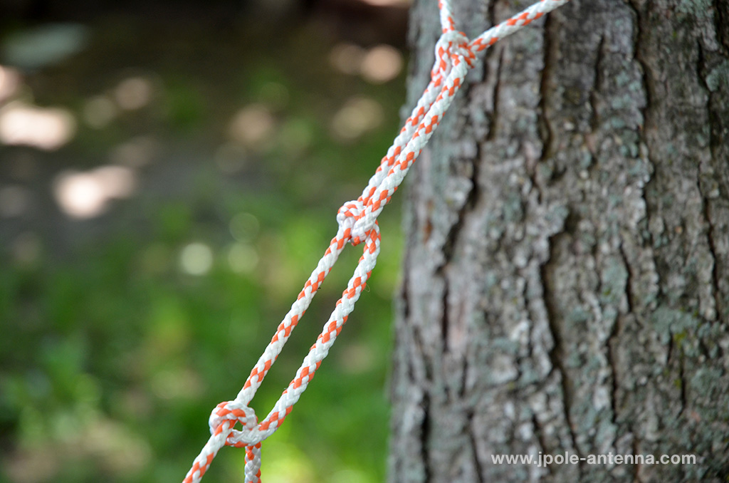 Knots-Double-Half-Hitch-with-Trailing-Single-Hitches