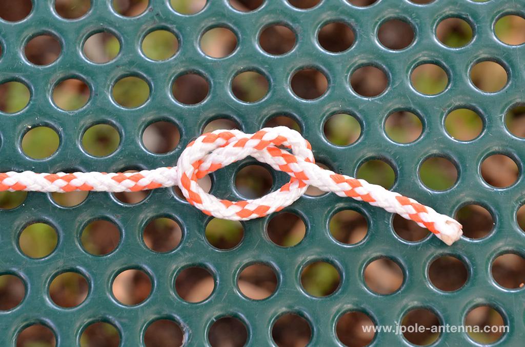 Knots-Overhand-Loop