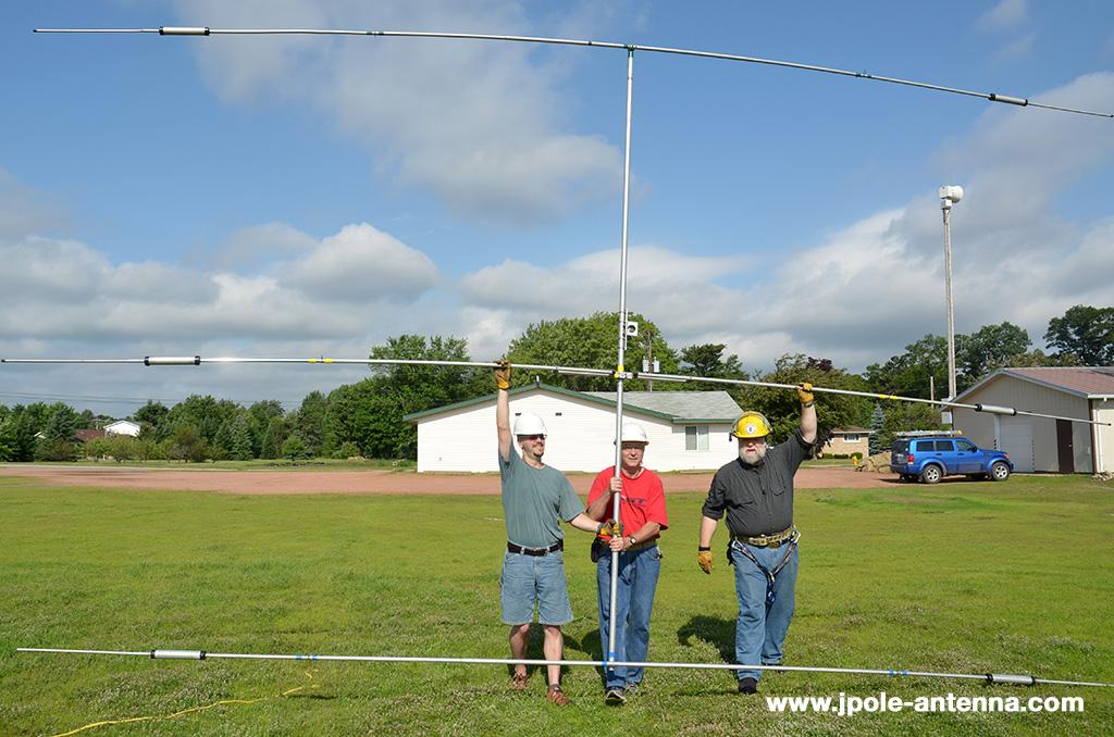Field-Day-2014-cloud-burner-antenna