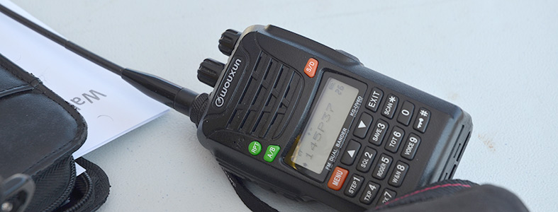 Using an external antenna with your handheld radio | KB9VBR