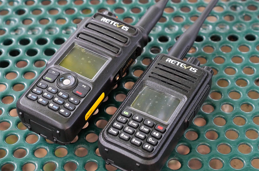 Retevis RT3S Dual Band DMR Handheld Transceiver Review