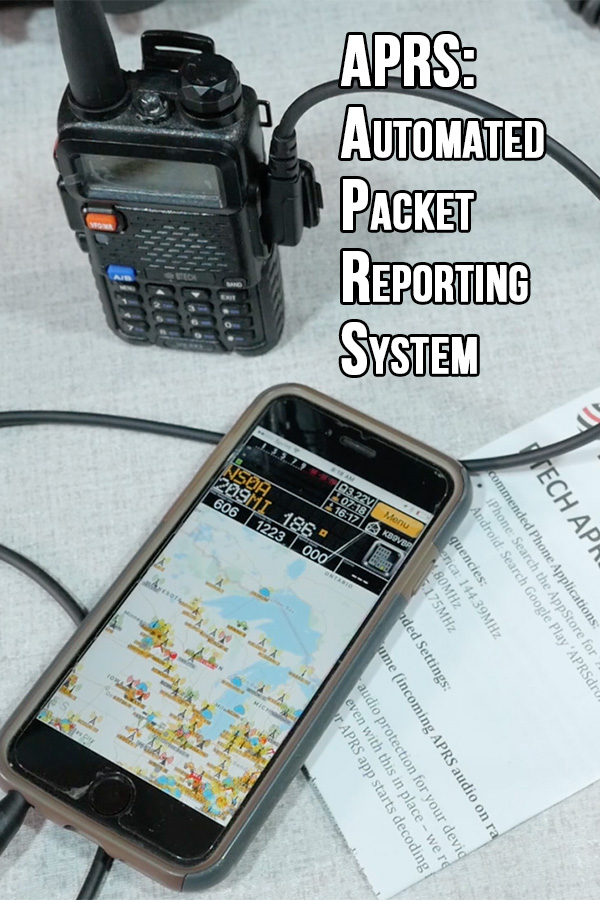 Introduction to APRS- the Automated Packet Reporting System | KB9VBR