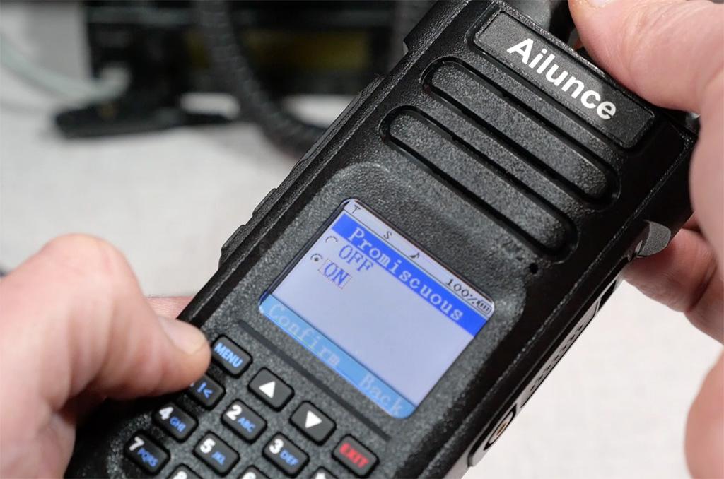 Ailunce HD1 DMR Dual Band Handheld Radio Review | KB9VBR J