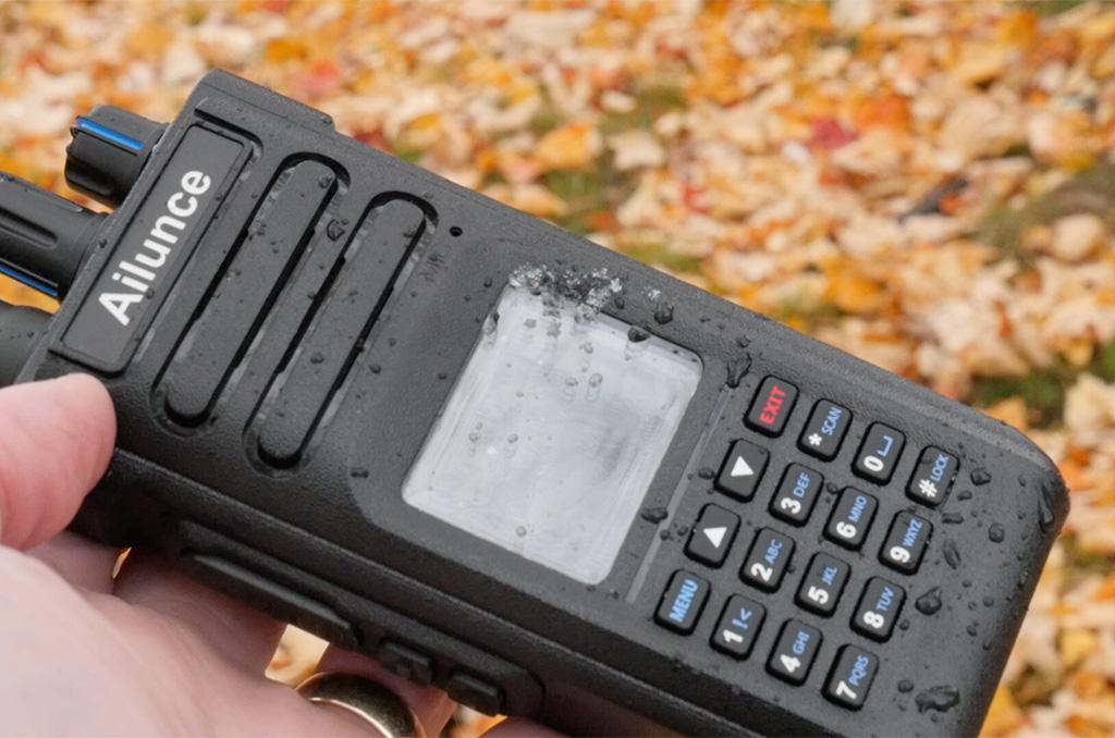 Ailunce HD1 DMR Dual Band Handheld Radio Review | KB9VBR J-Pole Antennas
