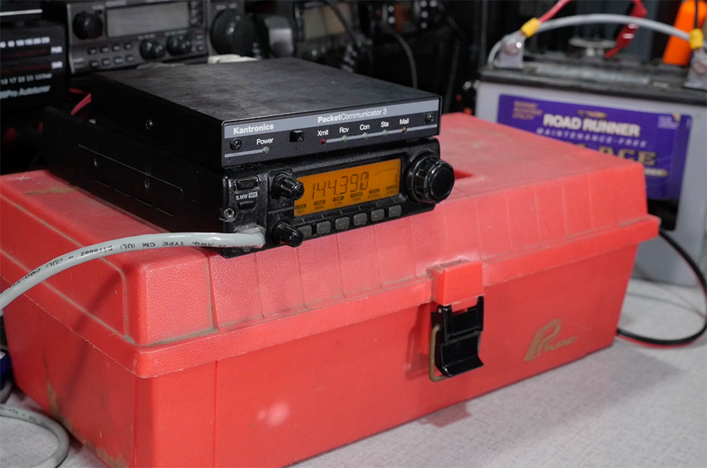 Build an APRS Fill in Digipeater | KB9VBR J-Pole Antennas