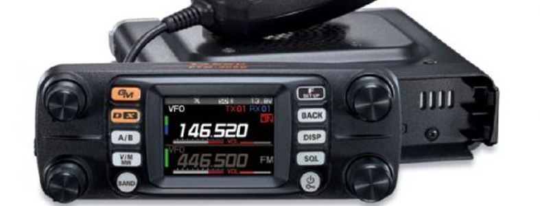 New Radio! Yaesu FTM-300DR Product Announcement