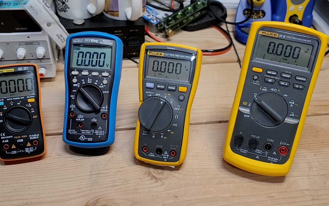 All About Multimeters