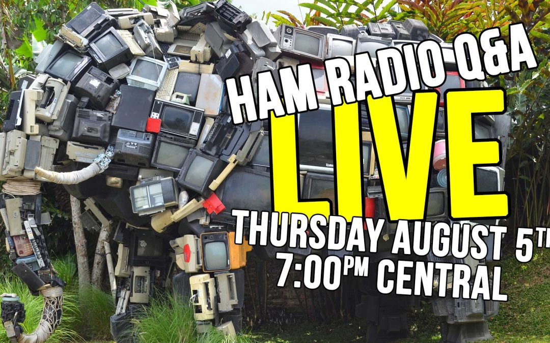 Your Questions Answered LIVE August 2021