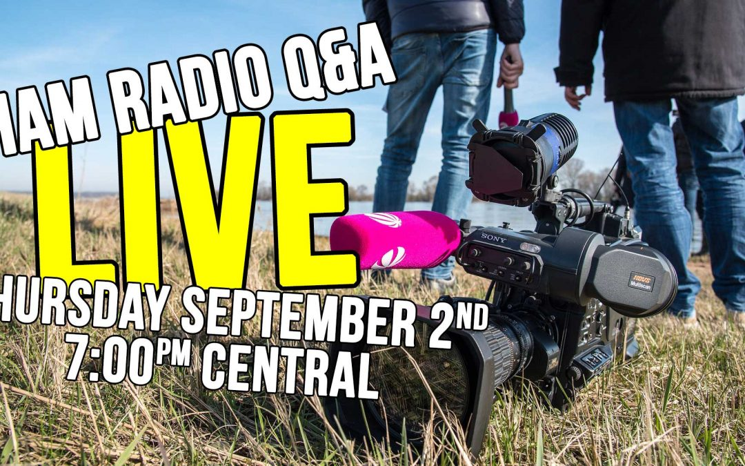 Your Questions Answered LIVE September 2021
