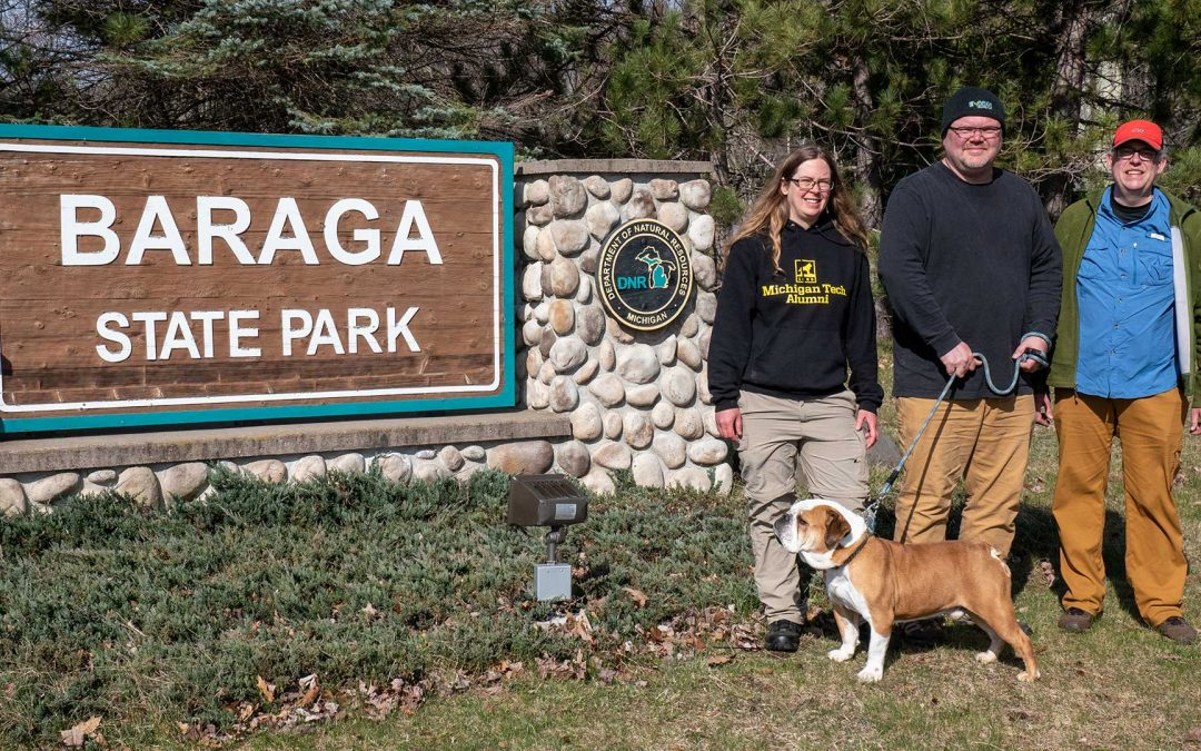 Parks on the Air: Baraga State Park, Michigan (POTA)