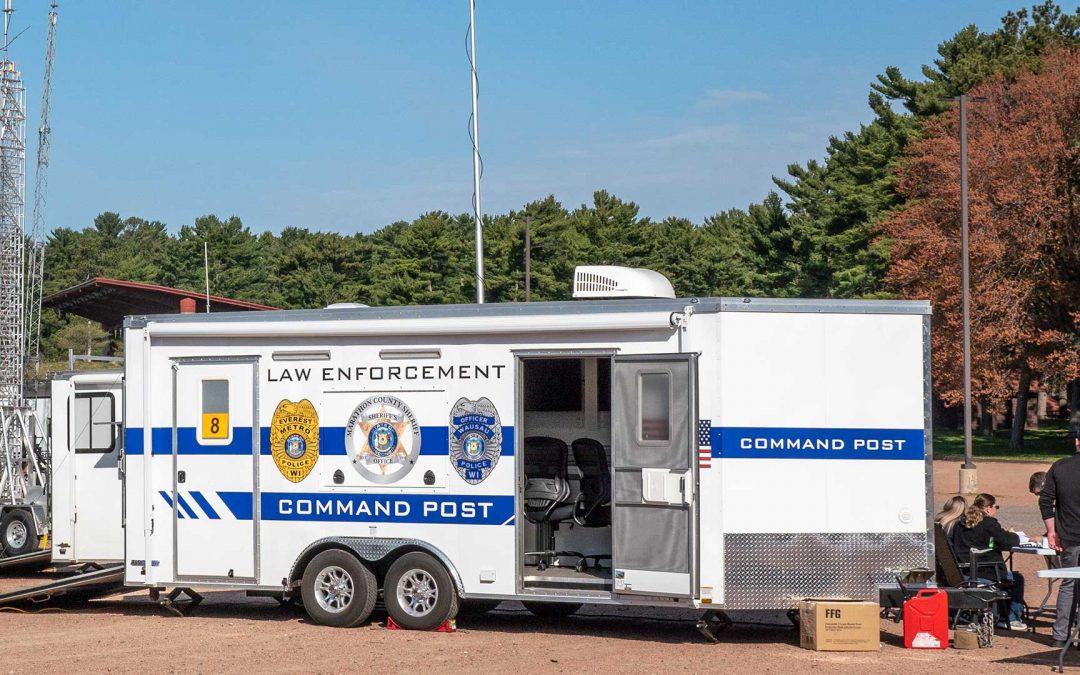 Amateur Radio-Public Safety Communications Drill (NEWCOM)