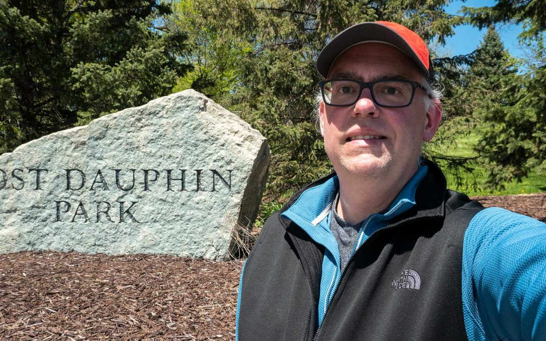 Parks on the Air: Lost Dauphin State Park, WI (POTA K-4248)