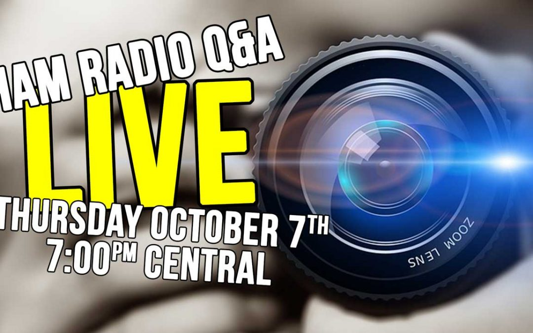 Your Questions Answered LIVE October 2021