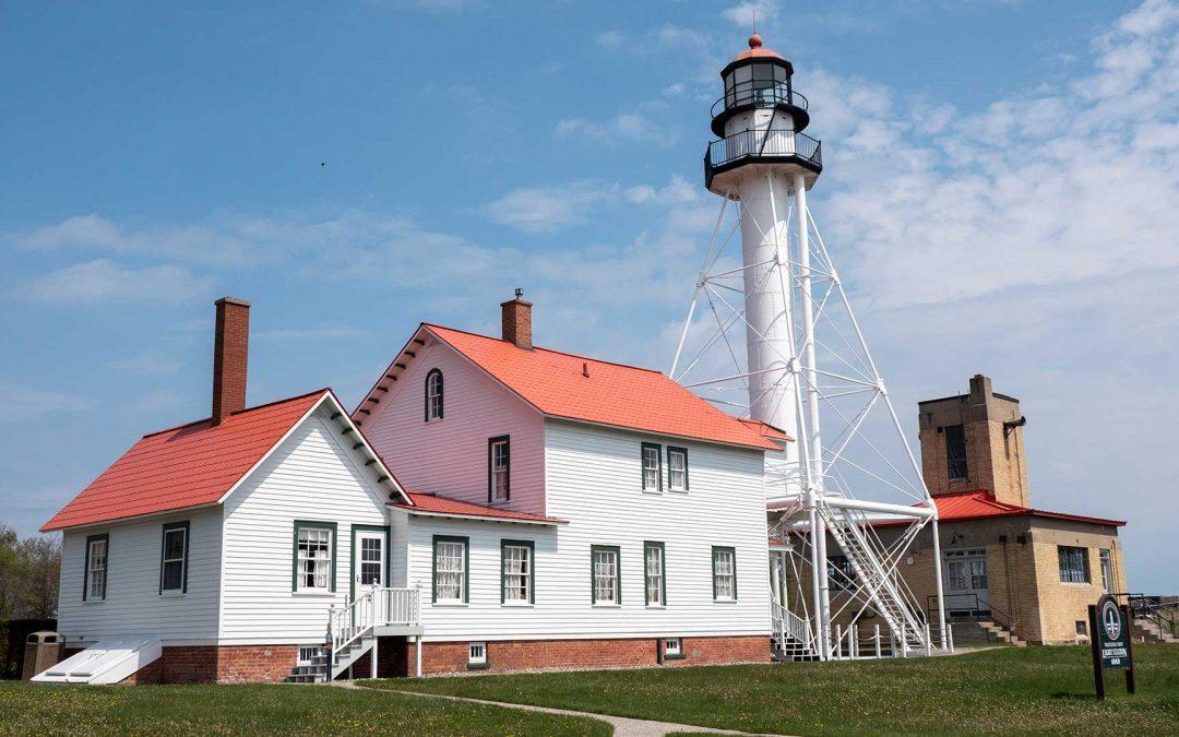 Yooper Vacation Part 2: Sault Ste Marie to Whitefish Point Michigan Upper Peninsula